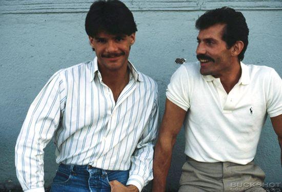 Rocco Rizzoli and Jon King