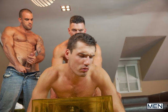 Damien Crosse, Paddy OBrian, Theo Ford