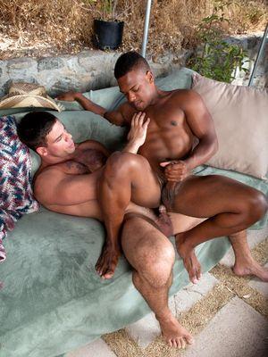 Derek Atlas and Adrian Hart