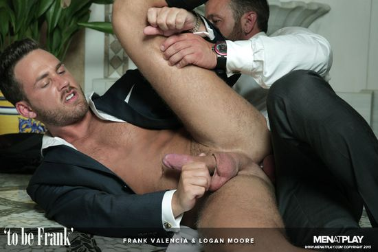 Logan Moore and Frank Valencia