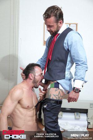 Frank Valencia and Gabriel Vanderloo