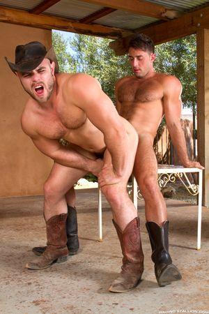 Nick Sterling and Armando De Armas