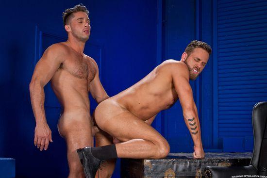 Logan Moore and Armando De Armas
