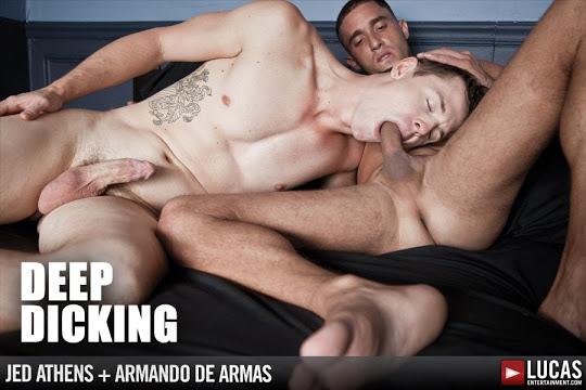 Armando de Armas and Jed Athens