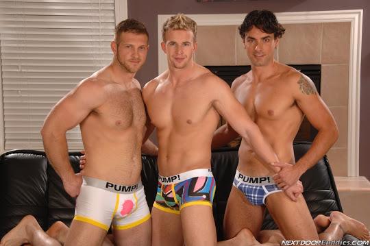 Paul Wagner, Jeremy Bilding & Cameron Foster