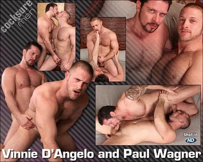 Vinnie DAngelo & Paul Wagner