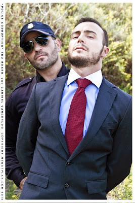 Edu Boxer and Gabriel Vanderloo