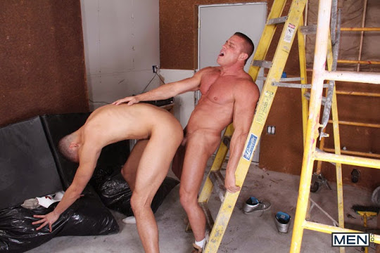 Tyler Saint and Vince Cooper