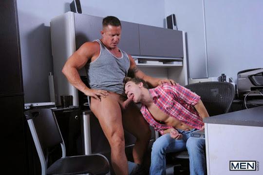 Rock and Tyler Morgan