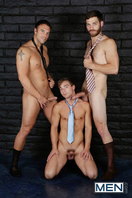 Rocco Reed, Tommy Defendi & Tyler Morgan