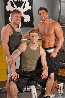 Cody Cummings, Brec Boyd, Marko Lebeau