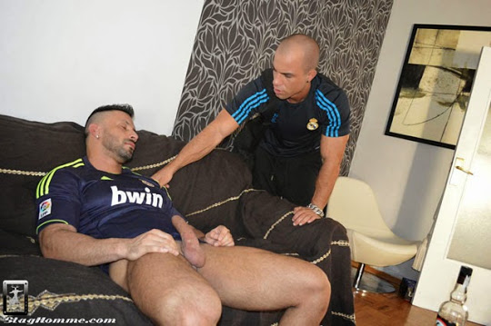 Antonio Aguilera and Flex