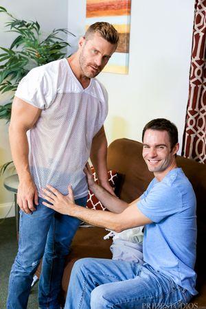 Cameron Kincade and Landon Conrad