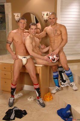 Austin Wilde, Jay Cloud, Dylan Hauser