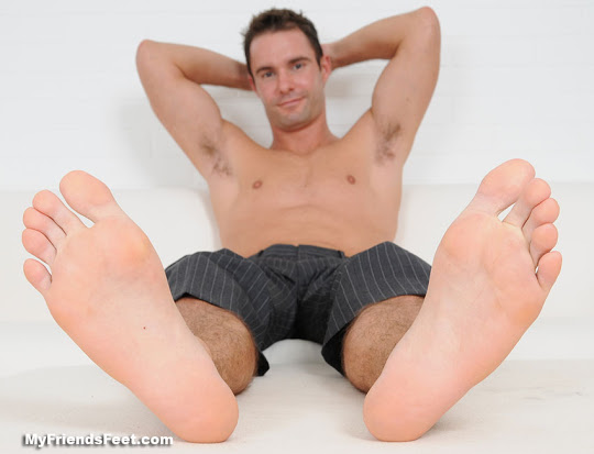 My Friends Feet Cameron Kincade