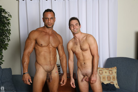 Cameron Kincade and Lorrenzo Long