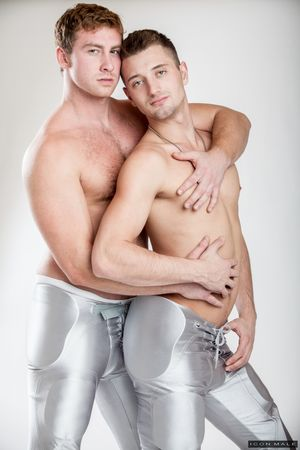 Connor Maguire and JD Phoenix