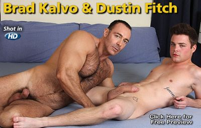 Brad Kalvo and Dustin Fitch