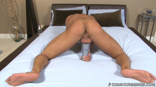 Cody Plays With The FleshLight
