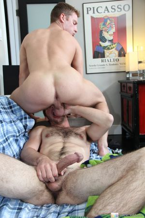 Jimmy Fanz and Sebastian Keys