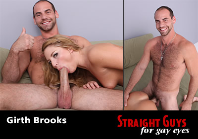 Girth Brooks and Amber