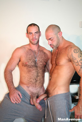 Girth Brooks and CJ Madison