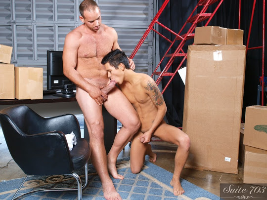 Girth Brooks and Seth Knight