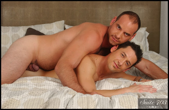 Ari Silvio and Girth Brooks