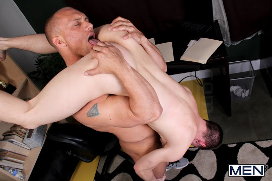 John Magnum and Tyler Sweet