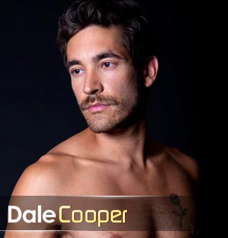 Dale Cooper Randy Blue