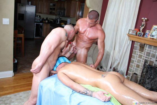 Brody Wilde, John Magnum, Tyler Saint
