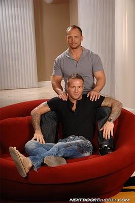 John Magnum and Bo Dean