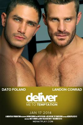 Dato Foland and Landon Conrad