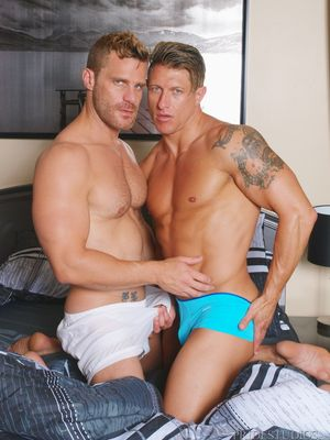 Landon Conrad & Bryce Evans