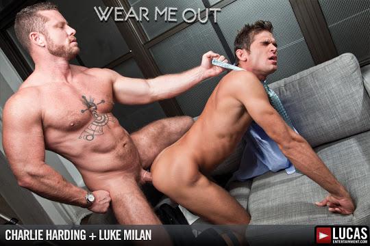 Charlie Harding Reprimands Intern Luke Milan
