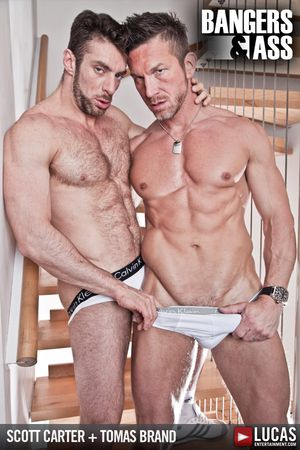 Scott Carter and Tomas Brand