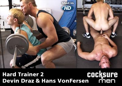 Devin Draz and Hans VonFersen