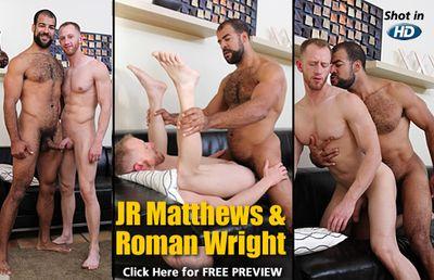 JR Matthews and Roman Wright