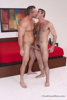 Nick Moretti and Devin Draz
