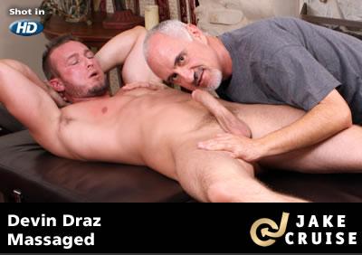 Devin Draz Massaged
