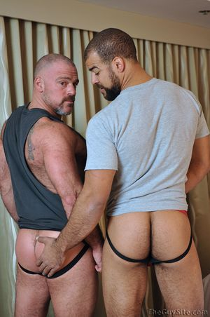 Roman Wright and Bronson Gates