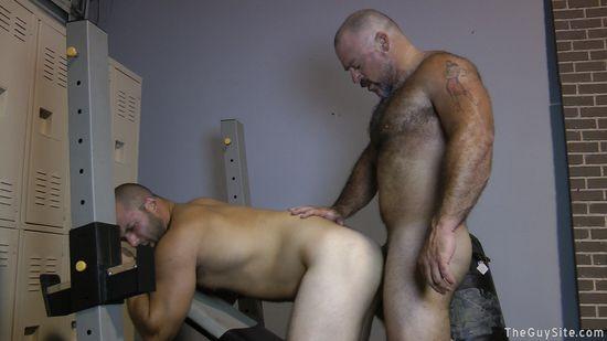 David Chase and Bronson Gates