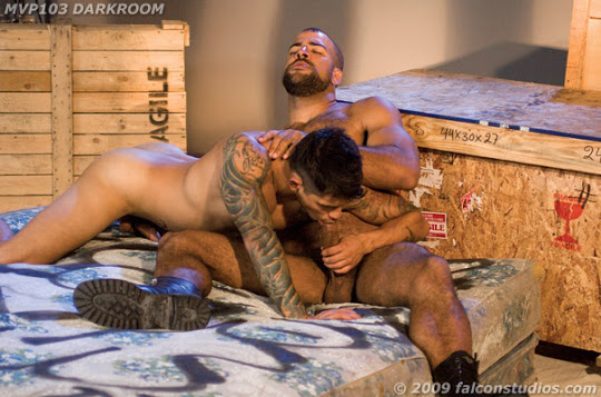 Roman Wright and Draven Torres