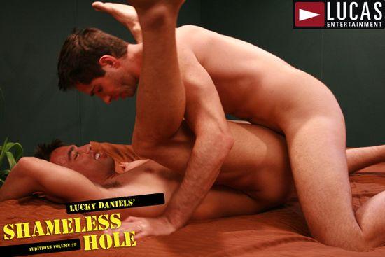 Lucky Daniels and Michael Lucas