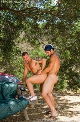 Tony Capucci and Trent Davis