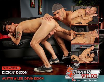 Austin Wilde and Devin Dixon