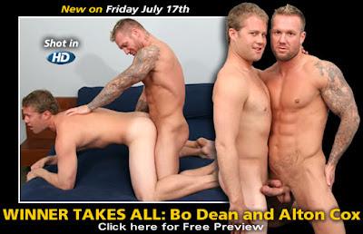 Bo Dean and Alton Cox