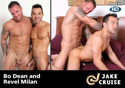 Bo Dean and Revel Milan