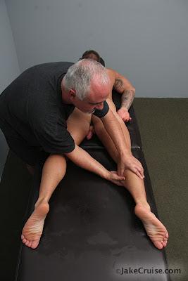 Bo Dean Massaged 30