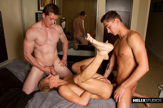 Dorian Deschain, Max Carter and Will Parks